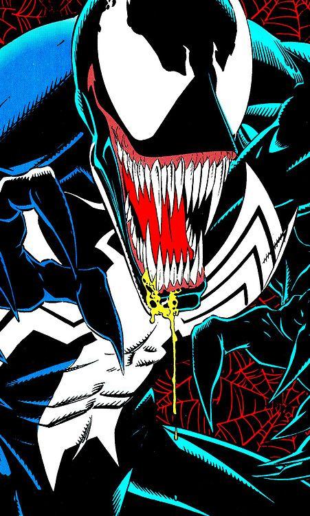 Venom: Lethal Protector #1 (February 1993) - Mark Bagley