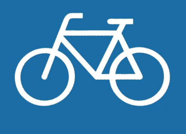 fiets, verkeer, verkeersbord, rijwiel