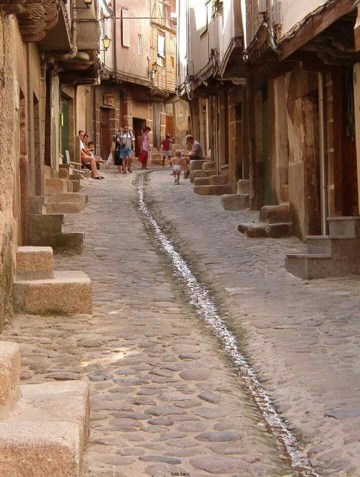 San Martín de Trevejo, Cáceres, España