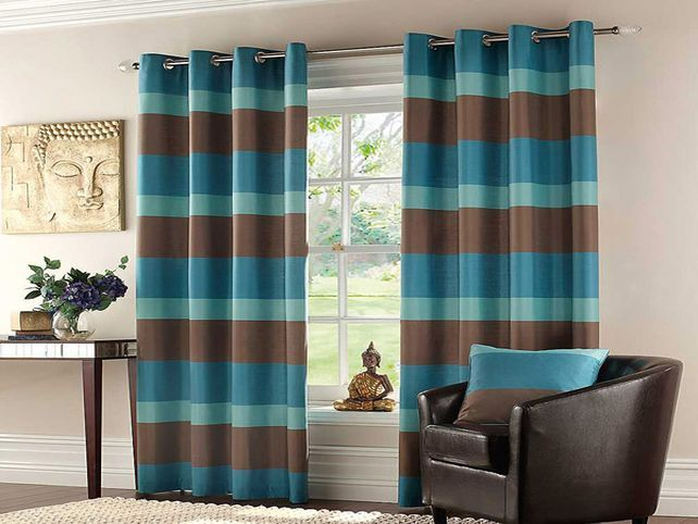 23 Best Curtains Images On Pinterest Drapery Fabric