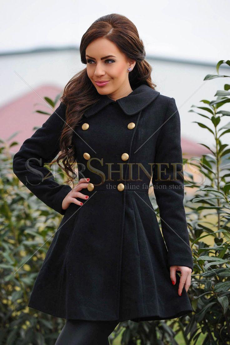 LaDonna Life Serenity Black Coat