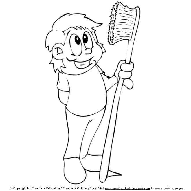 69 Best Dental Coloring Pages Images