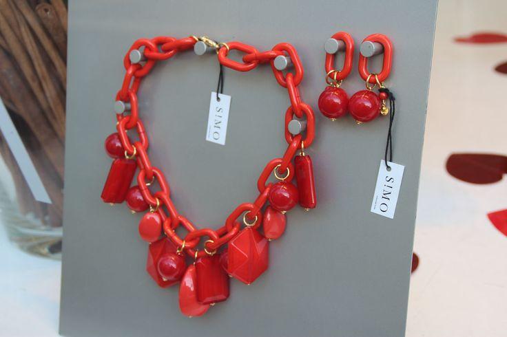 #SanValentino #LeABoutique #Milano #red #rosso #amore #cuore #cuori #fashion #necklace