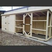 Rabbit Sheds For Sale - Ryedale Pet Homes - Ryedale Pet Homes