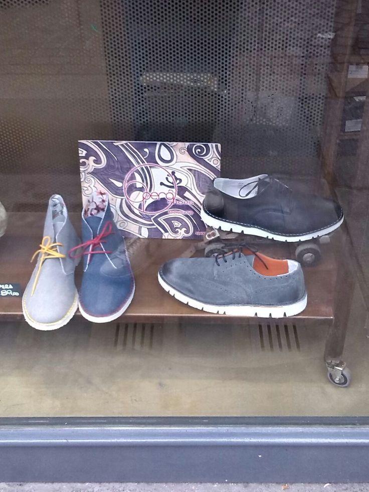 In pieno centro a Torino sono sbocciate le Opera Shoes! // Opera Shoes bloom in Turin city!