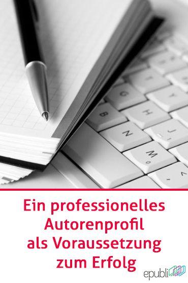 Wertvolle Tipps für euer Autorenprofil bei epubli: https://www.epubli.de/blog/autorenprofil