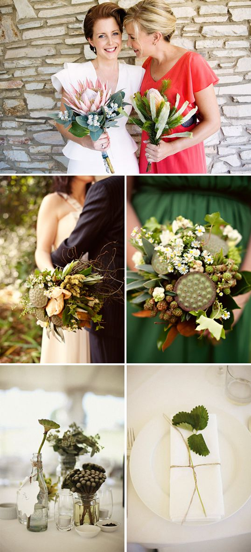 Australian floral bouquets