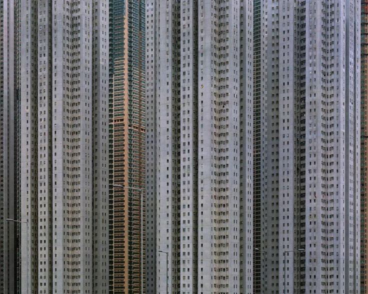 Michael Wolf - Architecture of Density #42, 2009