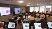 Mantis Society Study Center: Students discover value of Product Assurance and S...