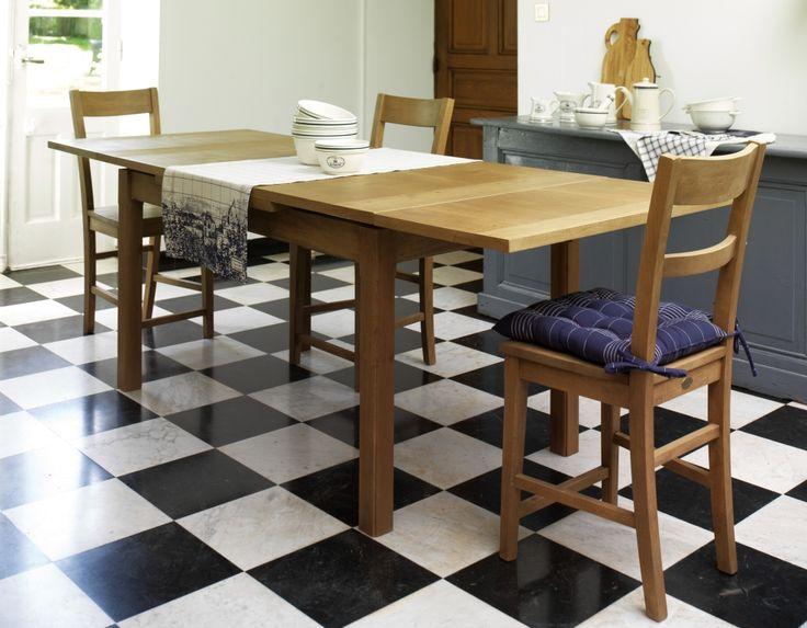 Mobilier firmin, chaises et table à rallonges, http://boutique.comptoir-de-famille.com/catalogsearch/result/?q=firmin et textile Atelier et Source http://boutique.comptoir-de-famille.com/catalogsearch/result/?q=atelier