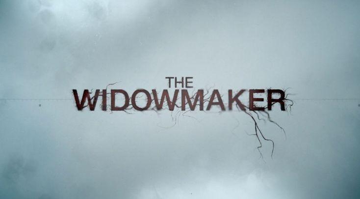 The Widowmaker (2015) — Art of the Title