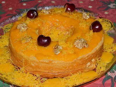 Palavras que enchem a barriga: Top 10 das minhas receitas de bolos e sobremesas :D