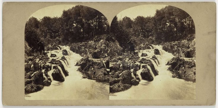 View near Kenmare, County Kerry, Ireland, Anonymous, 1850 - 1880