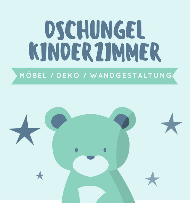 214 best Kinderzimmer Dschungel / Safari images on Pinterest ...