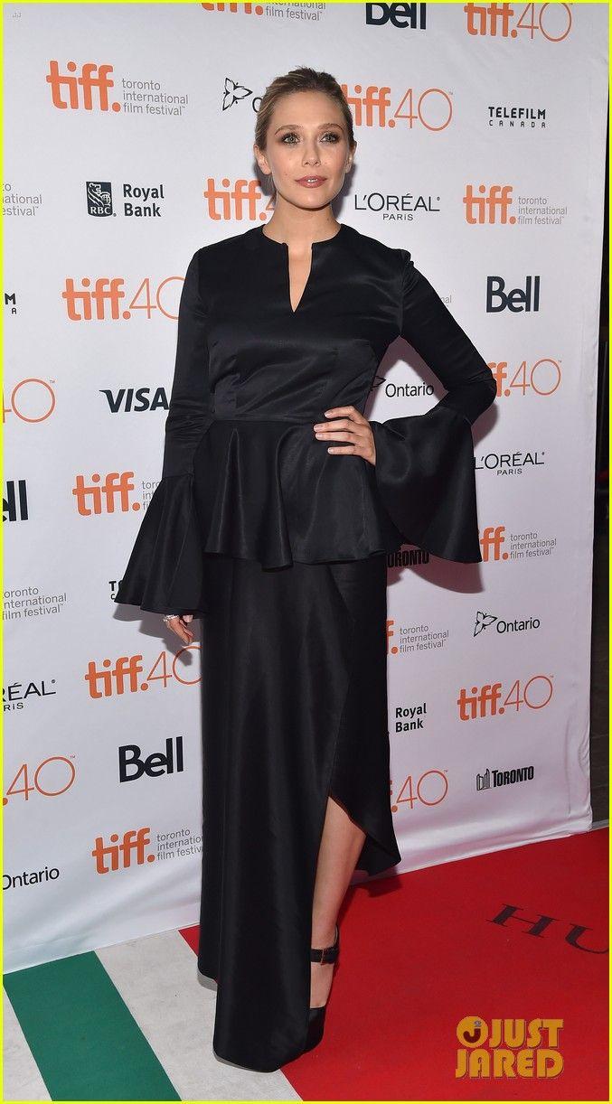 The dress he wore toronto - Tom Hiddleston Elizabeth Olsen See The Light At Toronto Film Festival 2015