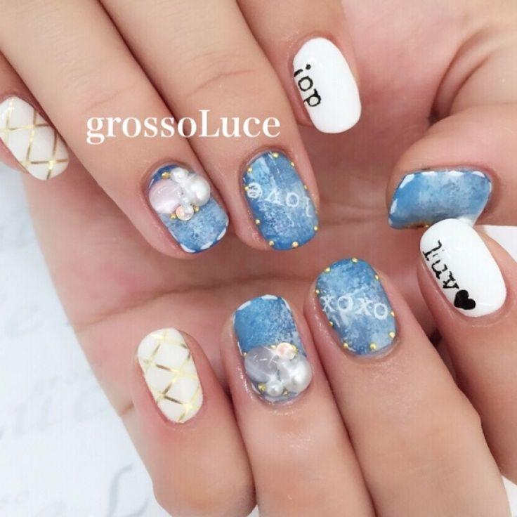 50 fantastic japanese nail art designs ideas trends part 3 50 fantastic japanese nail art designs ideas trends part 3 ecstasycoffee nails pinterest japanese nail art manicure ideas and nail trends sciox Images