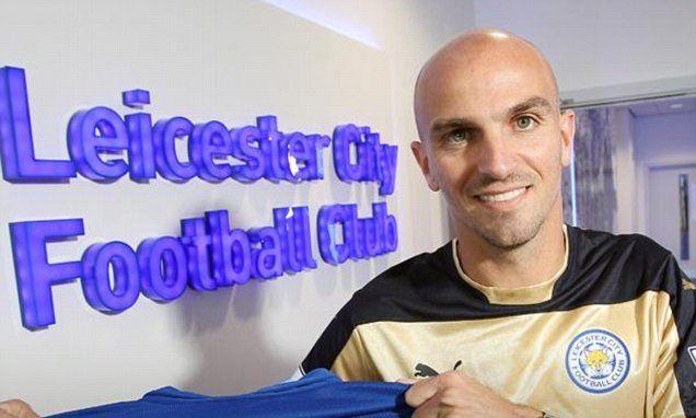Esteban Cambiasso - Leicester City