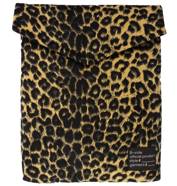B-side cheetah ipad case £20