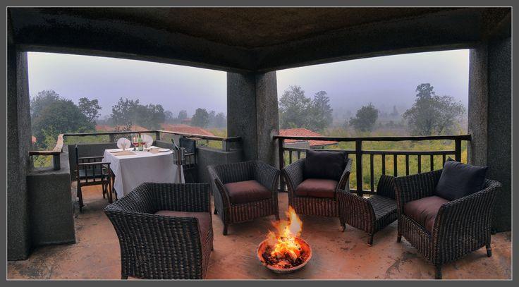 Kings Lodge - Bandhavgrah National Park   For more Information please visit: www.kingslodge.in