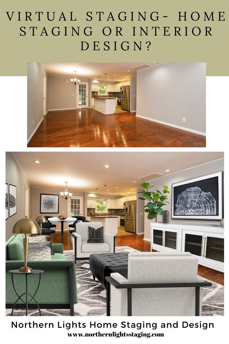 Virtual Staging Is It Home Staging Or Interior Design In 2020