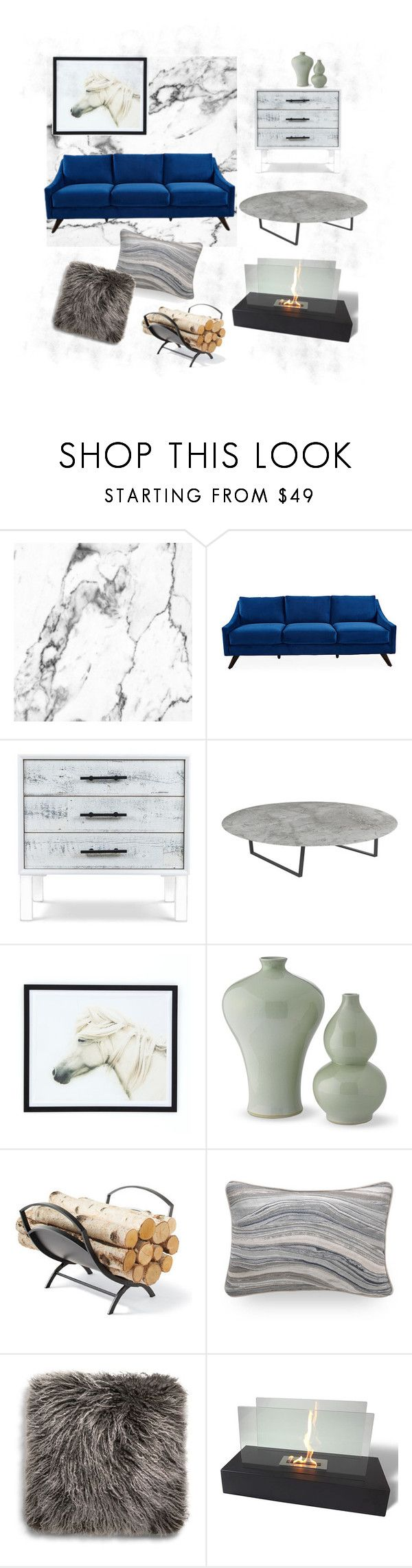 """""""Nesba"""" by ninuusa on Polyvore featuring interior, interiors, interior design, home, home decor, interior decorating, Williams-Sonoma, Grandin Road and UGG"""