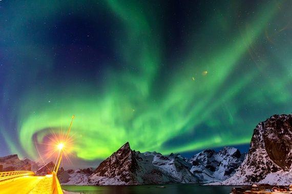 Deasupra Cercului Polar: călătorie în Insulele Lofoten din Norvegia: Northern Southern Lights, Lofoten Islands, Aurora Allover, Places, Amazing Aurora, Lights Aurora Borealis, Northern Lights Aurora, Aurora Australis, A Northern Lights
