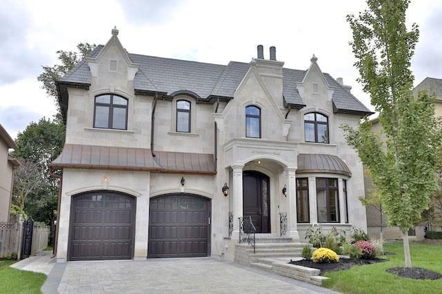 Most Spectacular & Palatial Custom Res. In Heart Of St. Andrews. Impressive Hammered Limestone Facade, Copper Downspouts & Accents,11Ft Ceils In Main. Impeccable Millwork, Rad Htd Flrs, Walnut Hwd, Dream Chef Kit. & Convenient Butlers Serv. State Of The Art Appli, Dramatic Main Flr Walnut Lib, Mstr Retreat Boasts 7Pc Marble Ens, Sit Area, & Overszd Boudoir. All Bdrms W/Htd Ens. Ll Ft.Rec Rm W/Walnut Wet Bar,Home Theater, Exer.Rm W/Sauna, Wine Cllr & 5th Bdr.