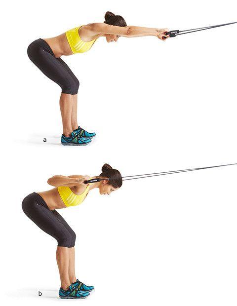 Een sterke rug is zorg voor een goede houding en voorkomt veel blessures. Doe deze workout voor mooie, sterke rugspieren.