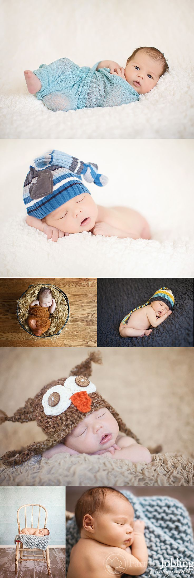 Some cute baby props