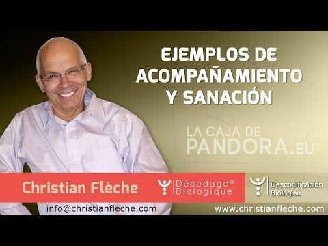 Ejemplos de Acompañamiento y Sanación en Descodificación Biológica por Christian Flèche - YouTube