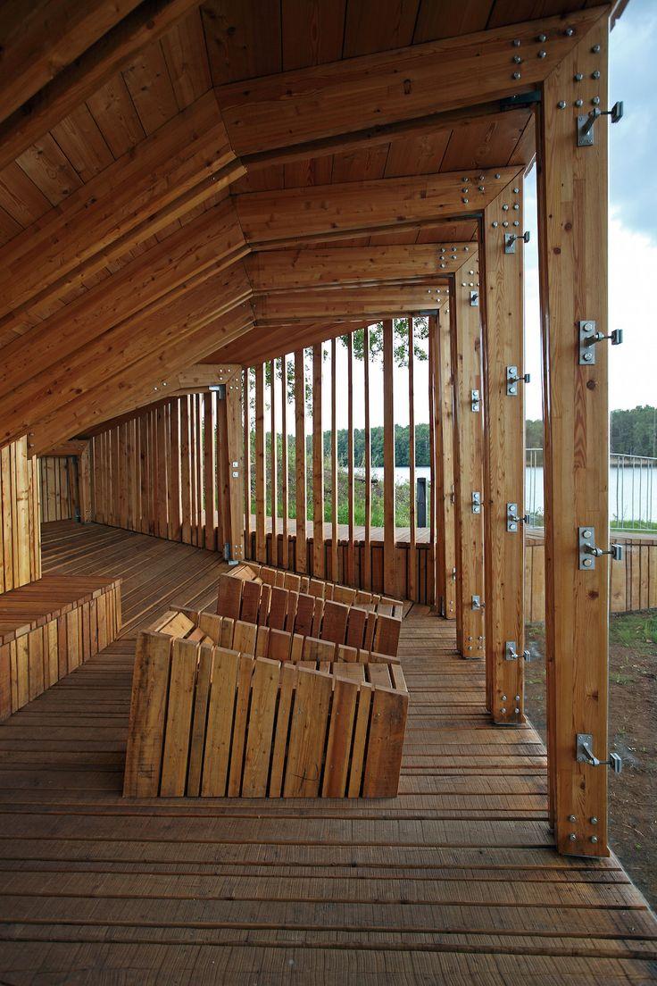 Wooden Observation Platform – iGNANT.de