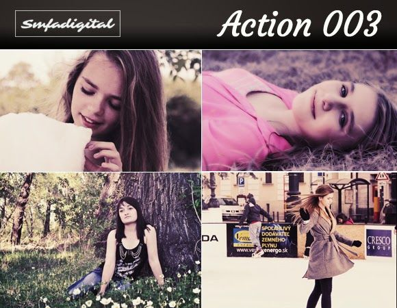 Smfadigital: Free Action 003