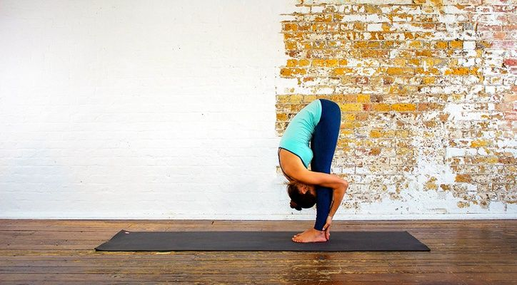 yoga.com Standing forward bend thumbnail