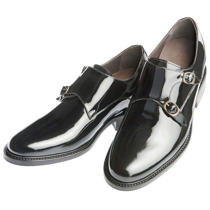 """Les chaussures réhaussantes """"Garda"""", idéales pour un style chic et élégant ! http://www.chaussuresrehaussantes.fr/collection-de-luxe/futur-marie-tenue-de-soiree/garda-detail"""