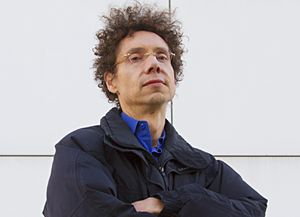 Just when I thought I couldn't love Malcolm Gladwell any more...