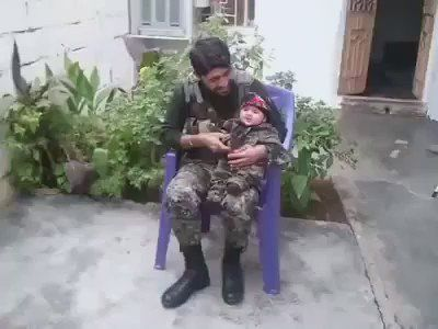 #Media #Oligarchs #MegaBanks vs #Union #Occupy #BLM #Rojava  Brave #YPG fighter sings for his Son before joining the front lines against savages #ISIS rats . #Rojava #Kurdistan #YPJ #SDF #Twitterkurds   https://twitter.com/WeWillWin_Kurds/status/801417084341223428