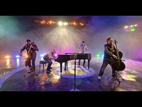 Ants Marching/Ode To Joy - 4 Guys, 3 min, 2 cellos, 1 piano - ThePianoGuys - Dave Matthews Band & Beethoven mashup!