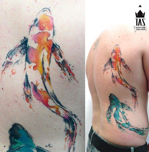 Koi Tattoo Koi Tattoo Koi Tattoo Design Japanese Tattoo