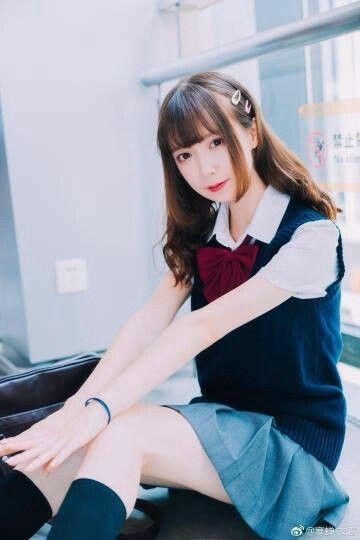 Opinion you teen asian girl uniform pics consider, that