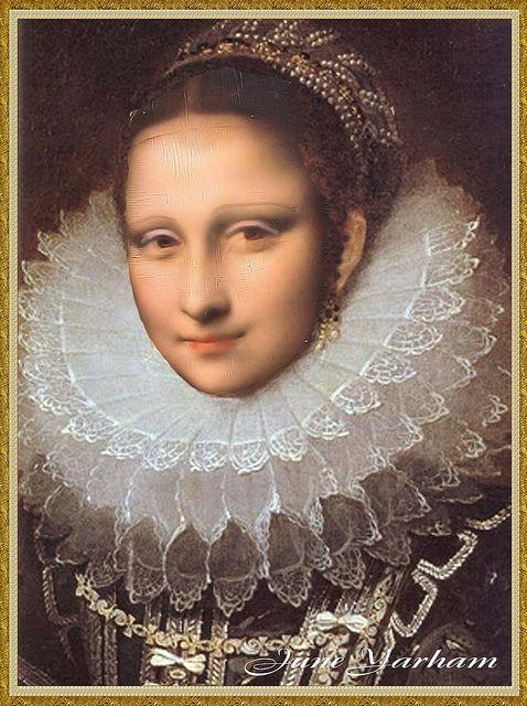 Mona Boleyn by junibears, via Flickr