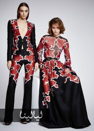 تصاميم تناسب المحجبات من مجموعة زهير مراد للأزياء الجاهزة 2016