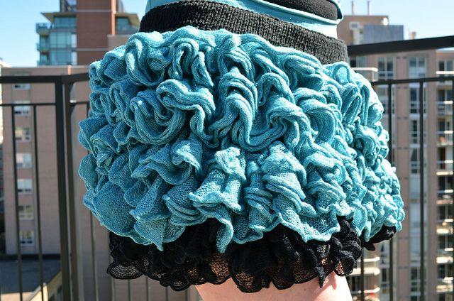 Haute Revel Ruffle Skirt by hauterevel, via Flickr