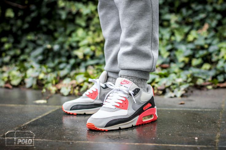 Sweetsoles – mikeepolo: Nike Air Max 90 Infrared from 2003