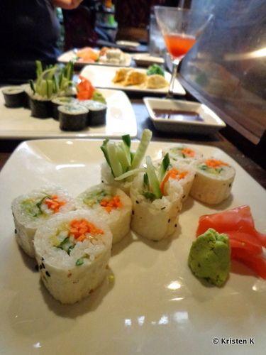 Kona Island Sushi Bar at Disney's Polynesian Resort