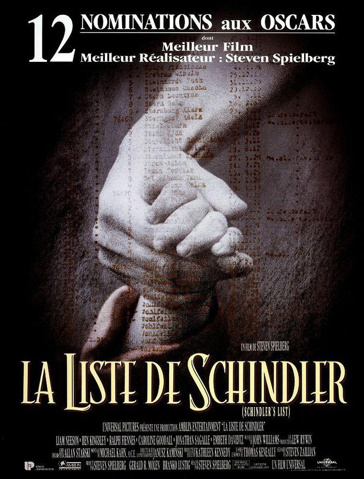 La Liste de Schindler, Spielberg