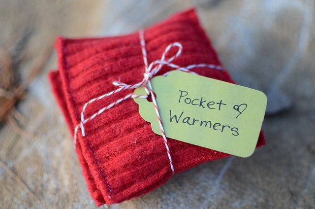 how to make a pocket cute rice warmer