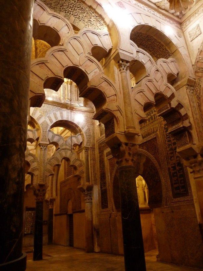 Mosque of Cordoba, Spain