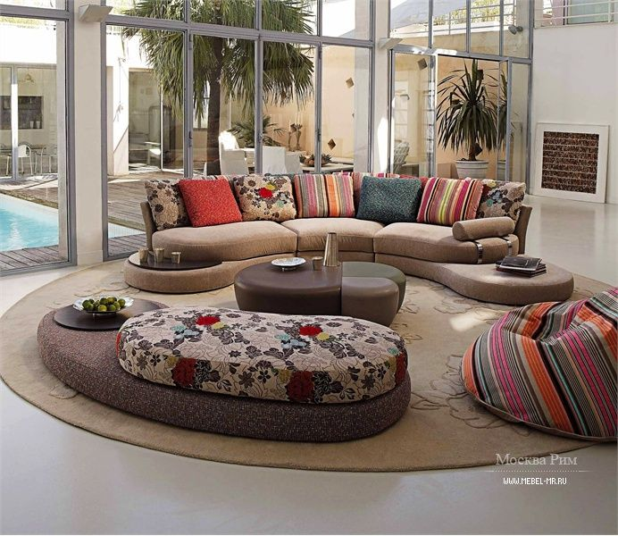 Living Room Inspiration 120 Modern Sofas By Roche Bobois: 17 Best Images About Roche Bobois On Pinterest