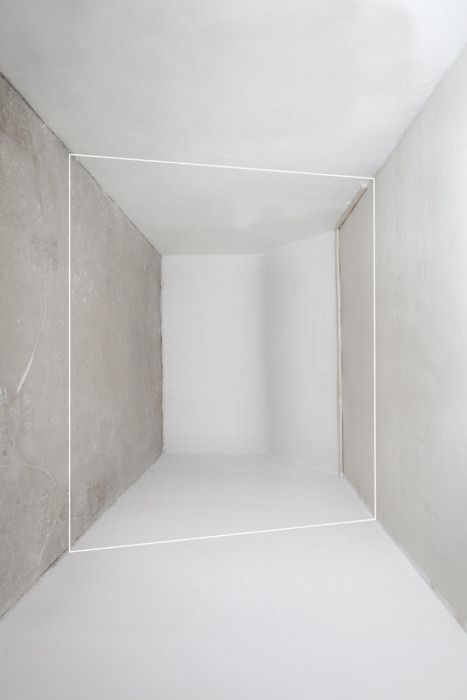Interspace   Florian Hildebrandt minimal, minimalist, minimalism, art