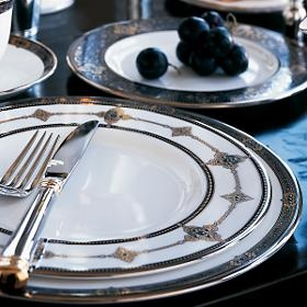 Love this dinnerware pattern. Vintage Jewel by Lenox and at an unbelievable price. : formal dinnerware - pezcame.com